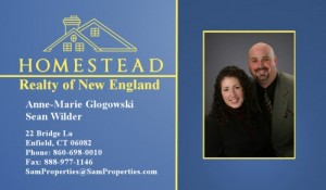 HomeStead Business Card