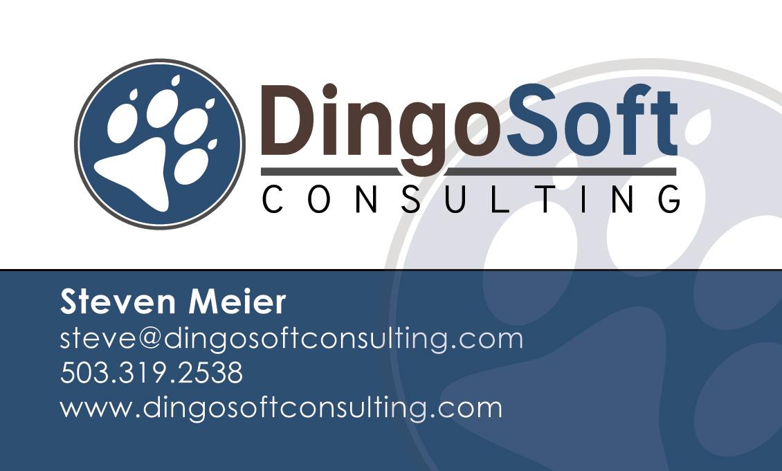 Dingo-Business-Card